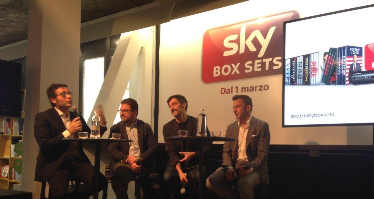 Sky Box Sets, dal 1 Marzo su Sky On Demand le serie TV tutte insieme stagione dopo stagione
