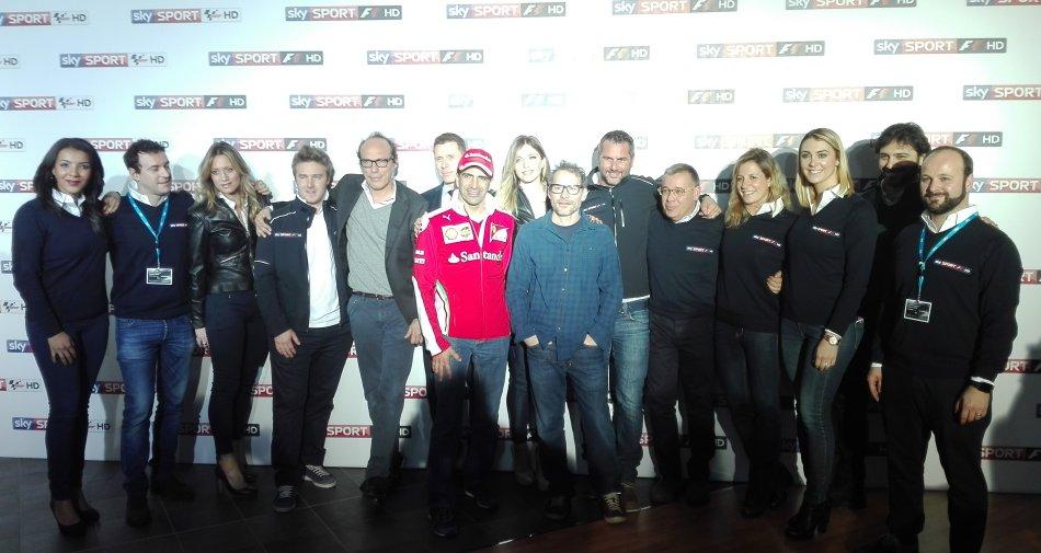 #SkyMotori, la lunga stagione di Sky Sport con 39 GP di F1 e Motomondiale live in HD