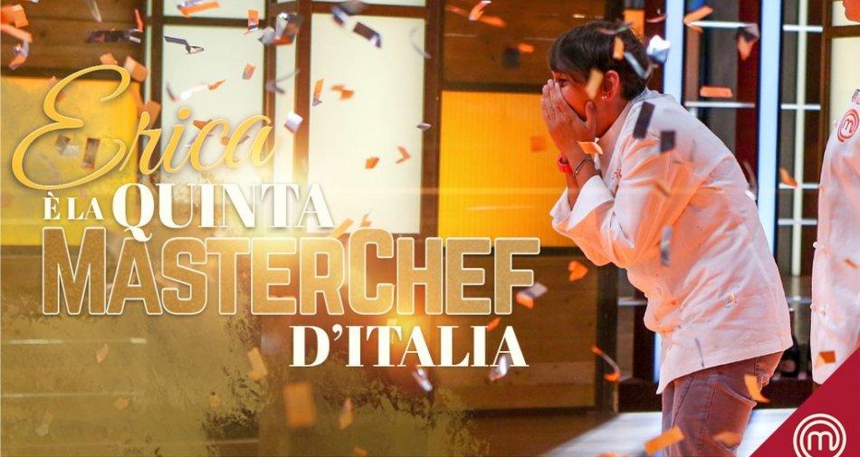 Ascolto Champions per la Finale di MasterChef Italia, permanenza record su Sky Uno e i social