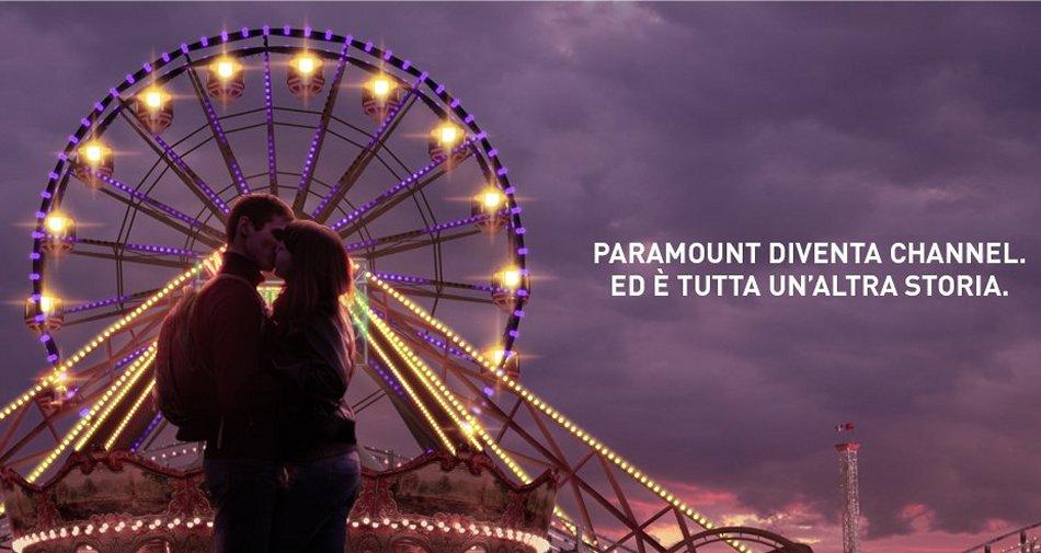 Novità - Da oggi attivo Paramount Channel su Tivùsat in versione standard e HD