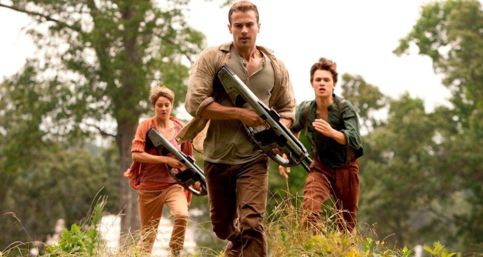 Sky Cinema e Sky 3D: The Divergent Series Insurgent, il secondo capitolo della saga cult