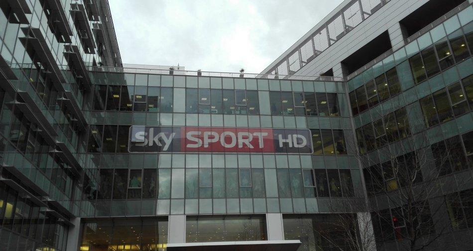 Massimo Corcione alla guida della Direzione Sky Sport, nel team anche Matteo Marani