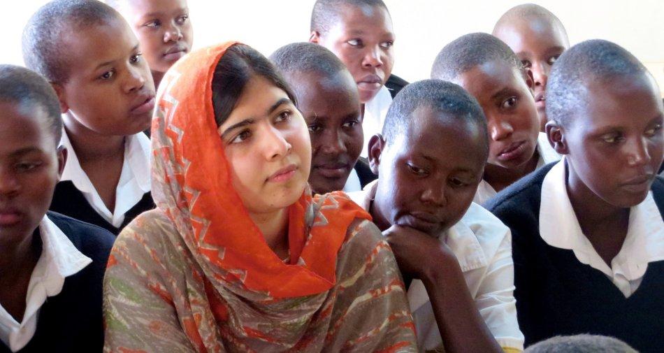 Successo di ascolti per Malala, quasi 130mila spettatori e 342mila contatti nell'intera serata.