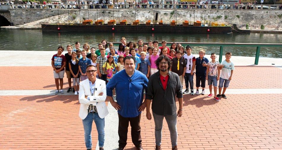 #JrMasterchef Italia,16 giovanissimi aspiranti su Sky Uno con il nuovo giudice Gennaro Esposito