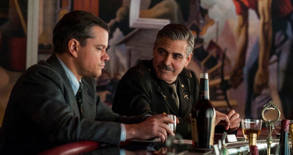 Premium Cinema omaggia fratelli Coen e George Clooney. Stasera The Monuments Men