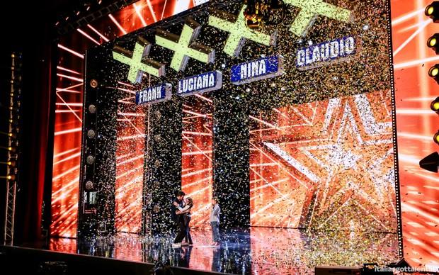 1 milione e 706 mila spettatori per il debutto di Italia's Got Talent su Tv8, Cielo e Sky Uno HD