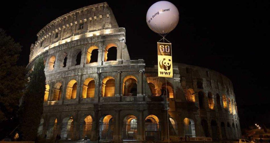 Sky Sport celebra l'Earth Hour, iniziative speciali per tutto il weekend in tv e sui campi