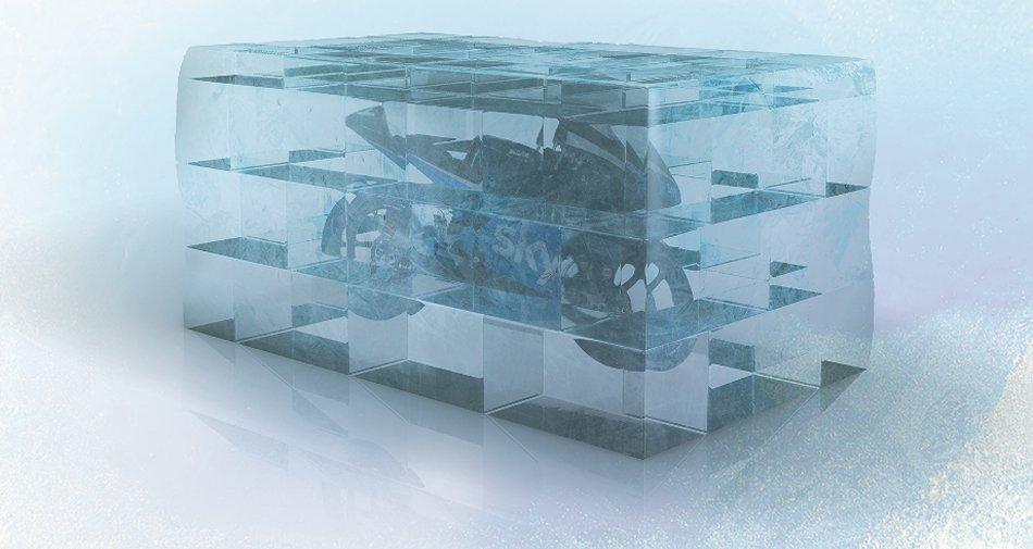 Su Sky riparte la MotoGp, un cubo di ghiaccio domani in Piazza Castello a Milano
