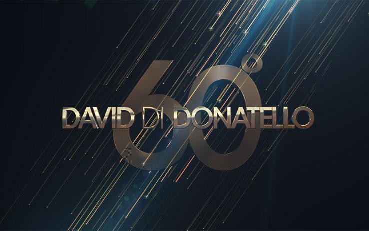 David di Donatello 2016, le nominations alle 12 in diretta su Sky Cinema, TG24 e Tv8
