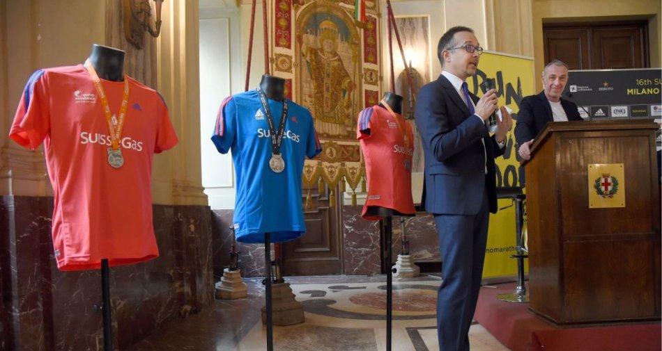 Con la diretta esclusiva di Fox Sports HD tutti protagonisti della Milano Marathon 2016