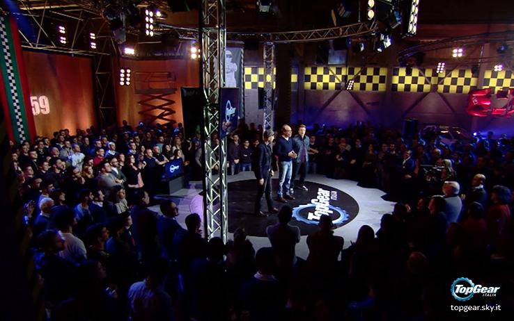 Partenza a tutto gas per Top Gear Italia su Sky con 723 mila spettatori medi