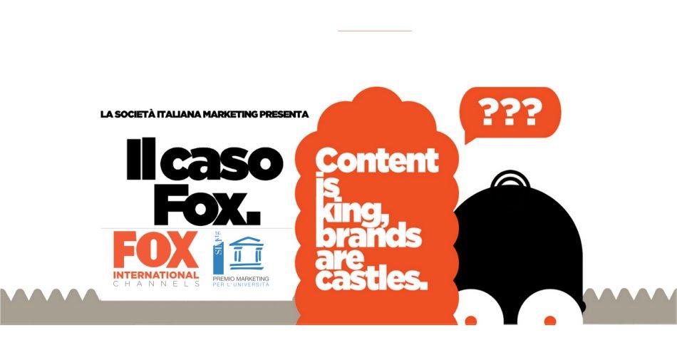 Premio Marketing SIM 2016, Fox e Sky con le Università insieme per valorizzare i giovani talenti