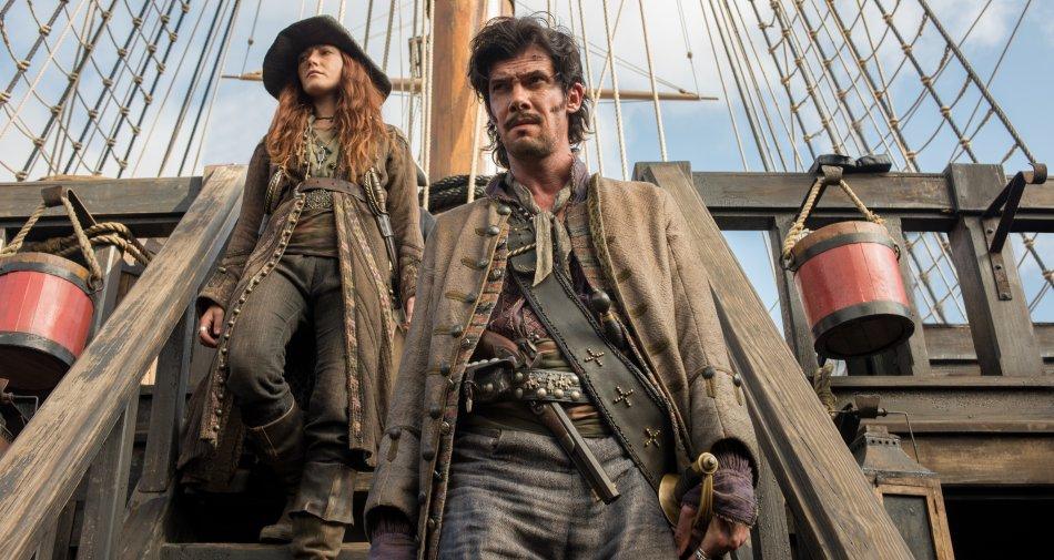 Stasera su AXN HD (Sky) il finale della terza stagione di Black Sails