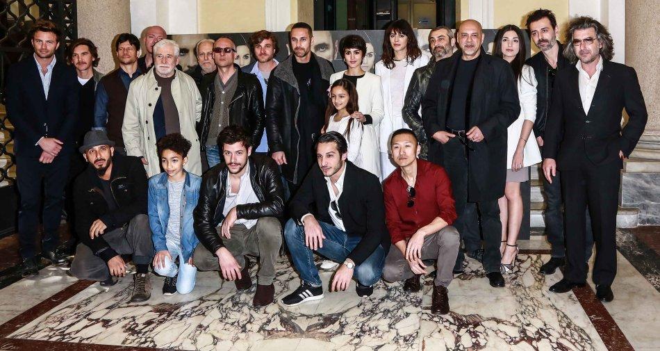 Fuoco Amico TF45 - Eroe per amore, la nuova fiction da stasera su Canale 5