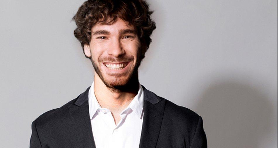 Álvaro von Richetti nuovo volto e conduttore di Fox Sports Italia