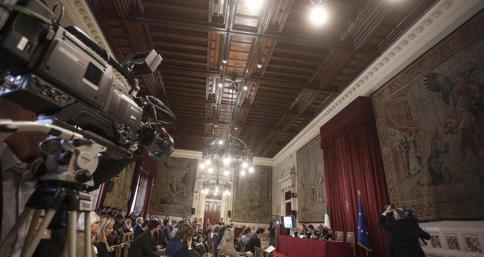 InformeRai, il convegno alla Camera sull'informazione nel servizio pubblico