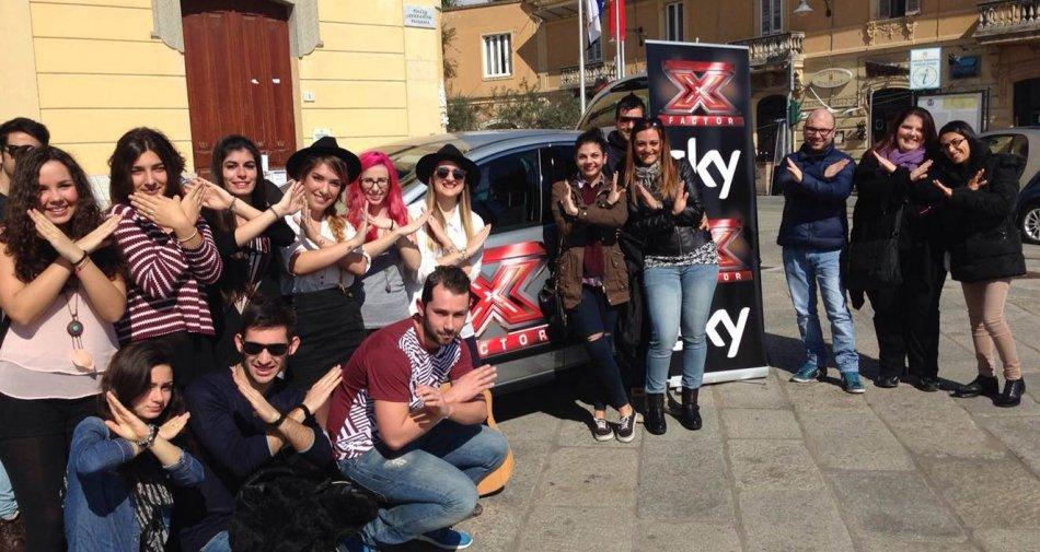 Riparte X Factor On The Road, la ricerca dei talenti canori per la nuova edizione su Sky