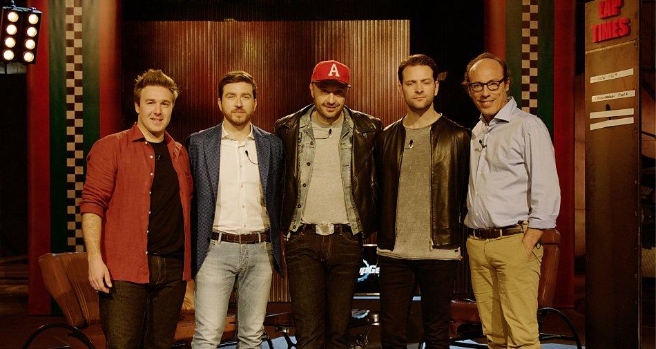 Terzo giro di pista per Top Gear Italia, stasera su Sky Sport 1 HD e Sky Uno HD