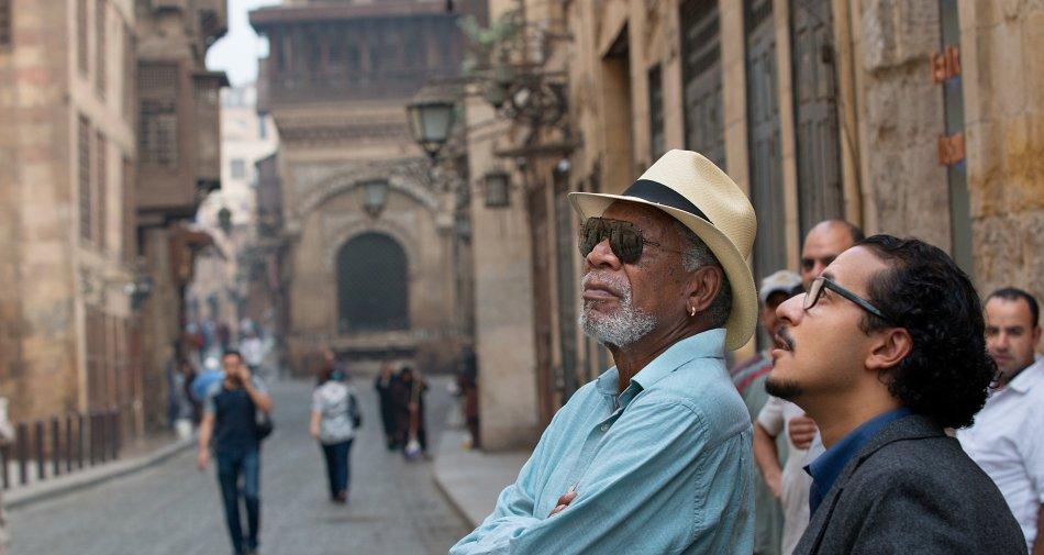 The Story of God, con Morgan Freeman su Nat Geo un viaggio epico e coinvolgente