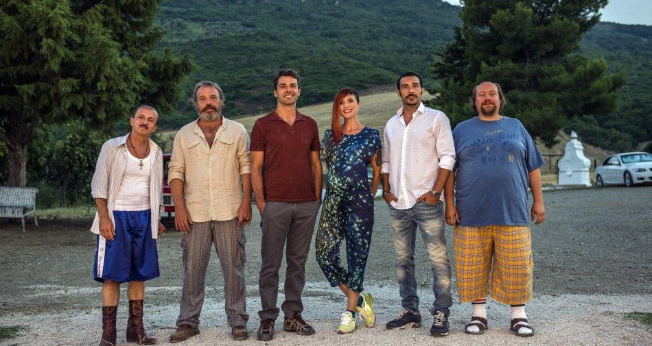 Noi e la Giulia, la commedia rivelazione del 2015 in anteprima su Premium Cinema HD