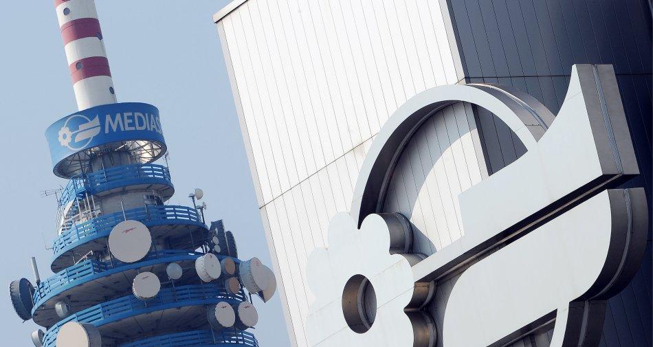 Mediaset (+3,4%) brilla ancora in Borsa sull'effetto Vivendi