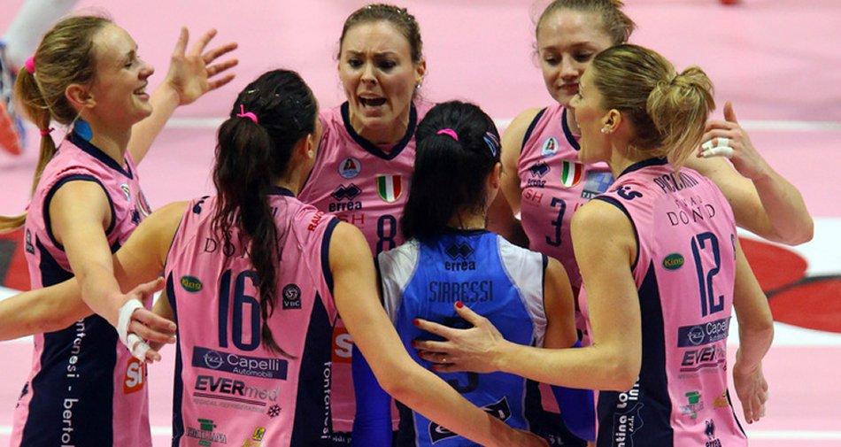 Champions League Volley Femminile, su Premium Sport HD la final 4 con Casalmaggiore