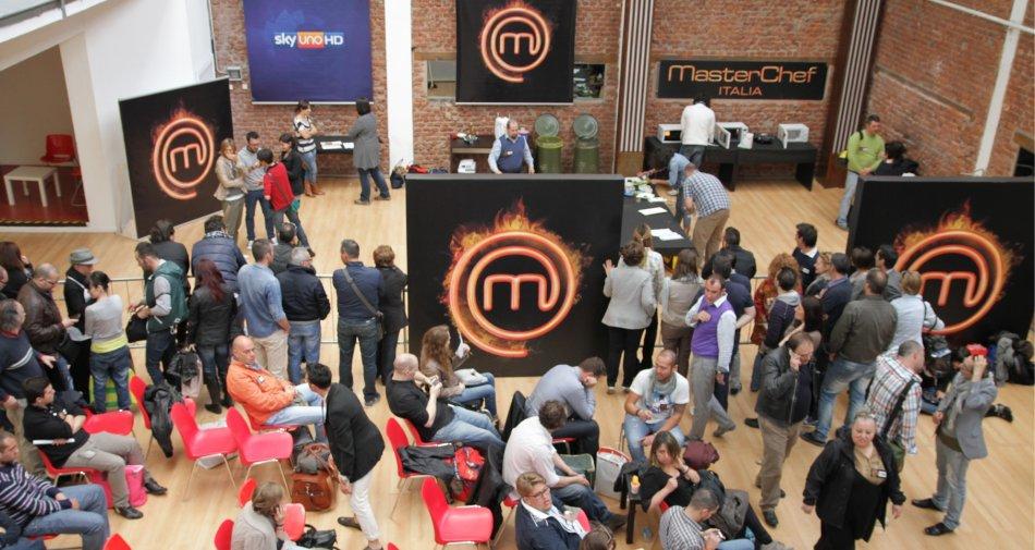 MasterChef Italia, oggi a Milano gli