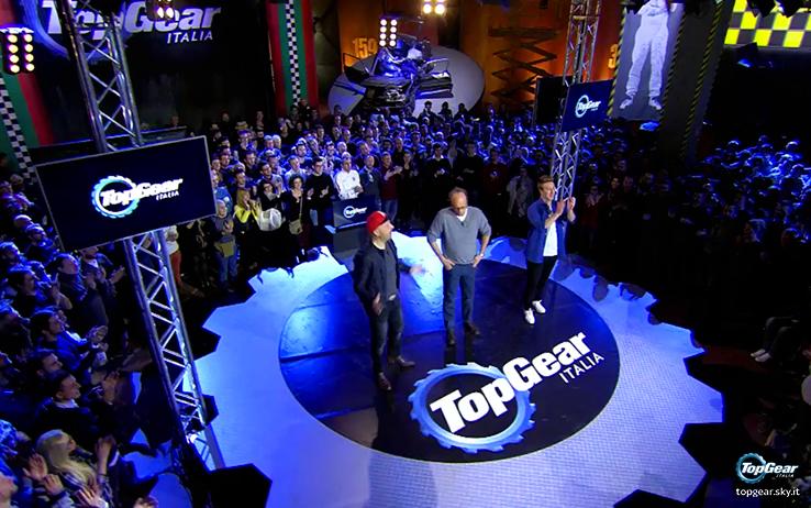 302 mila spettatori hanno seguito su Sky la quarta puntata di Top Gear Italia