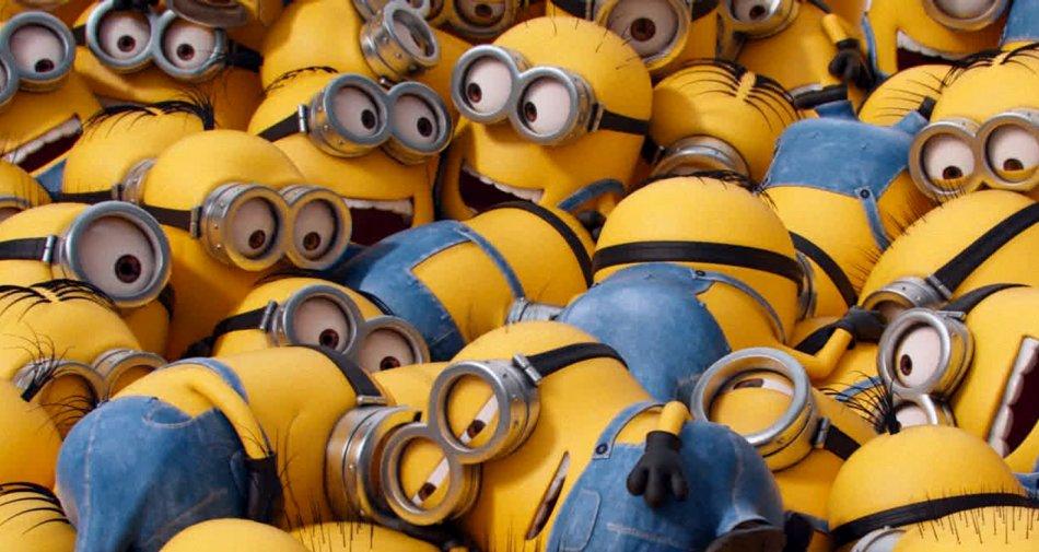 Minions, lo spinoff di Cattivissimo Me da stasera in anteprima su Premium Cinema HD