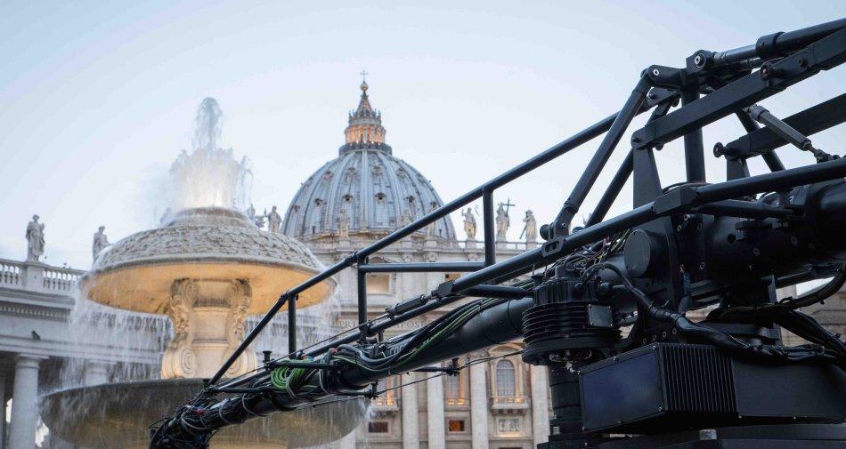 Risultati da record per la produzione Sky San Pietro e le Basiliche Papali di Roma 3D