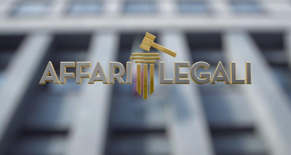 Affari Legali, una produzione originale di TV8. Tutti i segreti dietro la sbarra di un tribunale