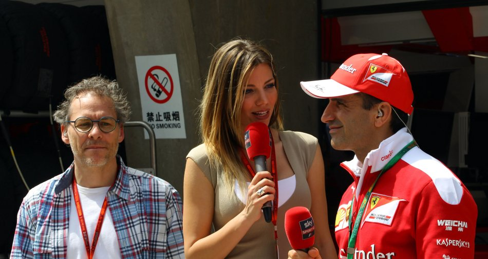 F1 Gp Cina, 610.442 spettatori medi per la diretta su Sky Sport 1 HD e Sky Sport F1 HD