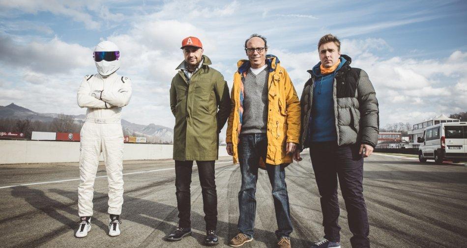 Top Gear Italia, su Sky Uno e Sky Sport 1 un tuffo nel passato con Joe, Guido e Davide