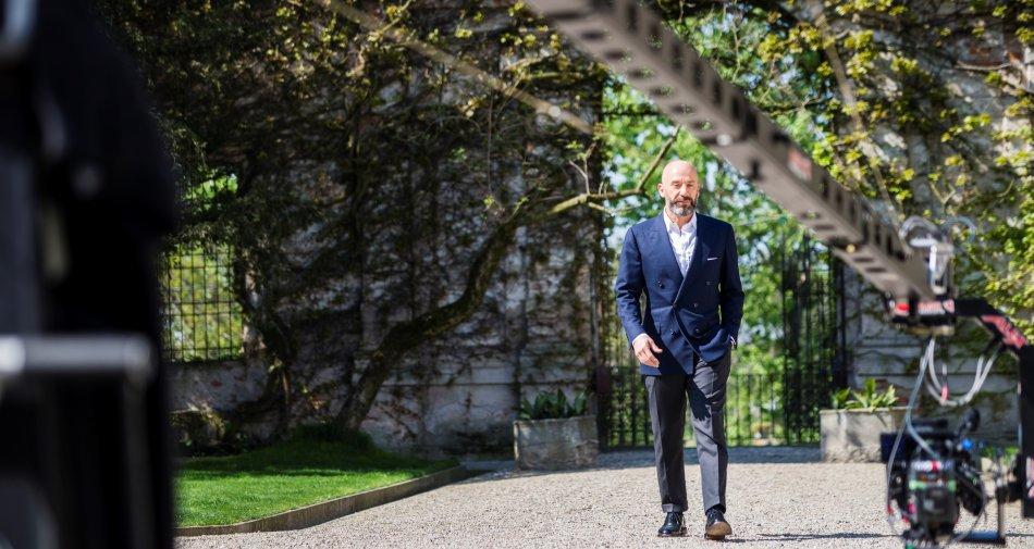 Corrado Guzzanti e Gianluca Vialli ospiti nel sabato di Sky TG24 HD