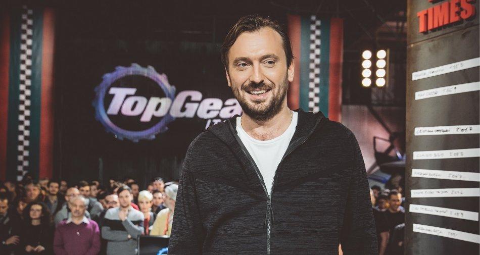 Ultimo giro di pista per Top Gear Italia su Sky Uno e Sky Sport 1 HD