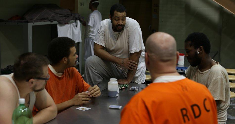 I miei 60 giorni all'inferno, su Crime+Investigation innocenti decidono di vivere in prigione