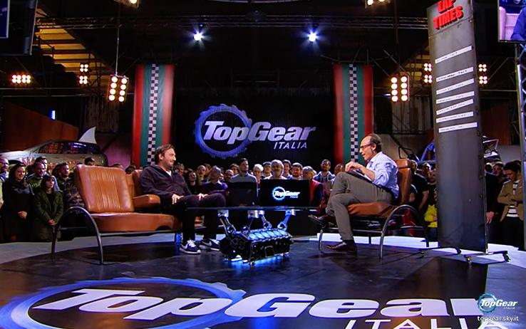 Si chiude la prima edizione di Top Gear Italia su Sky con media 425 mila spettatori