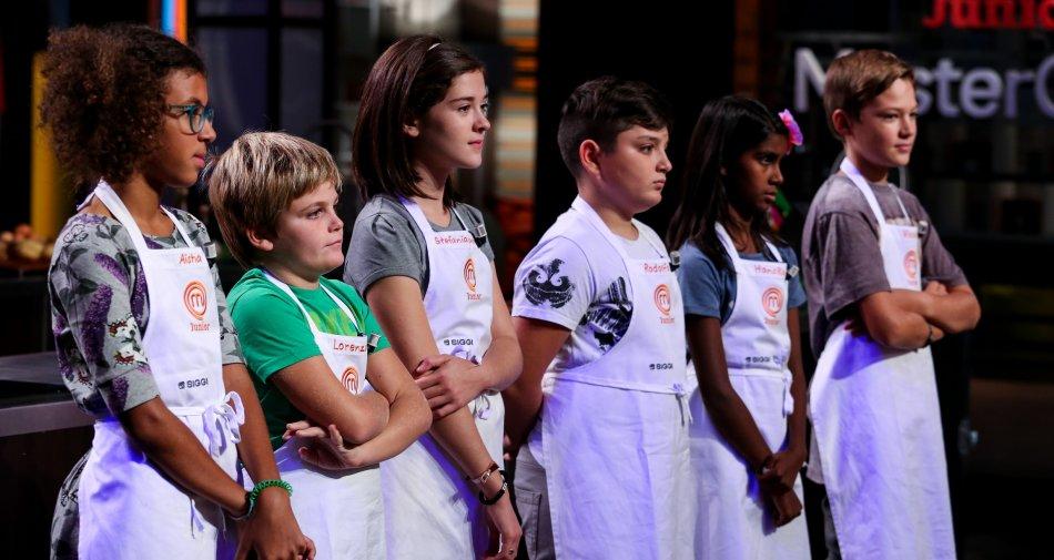 #JrMasterchefIT su Sky Uno HD, per i 6 aspiranti chef il titolo è sempre più vicino