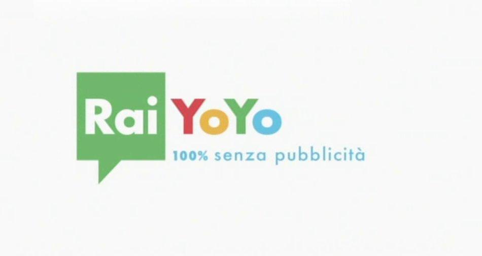 Da oggi 1 Maggio Rai Yoyo è senza interruzioni pubblicitarie