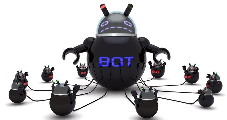 Prime misurazioni dell'effetto Botnet, falso il 60% dei contatti video su internet