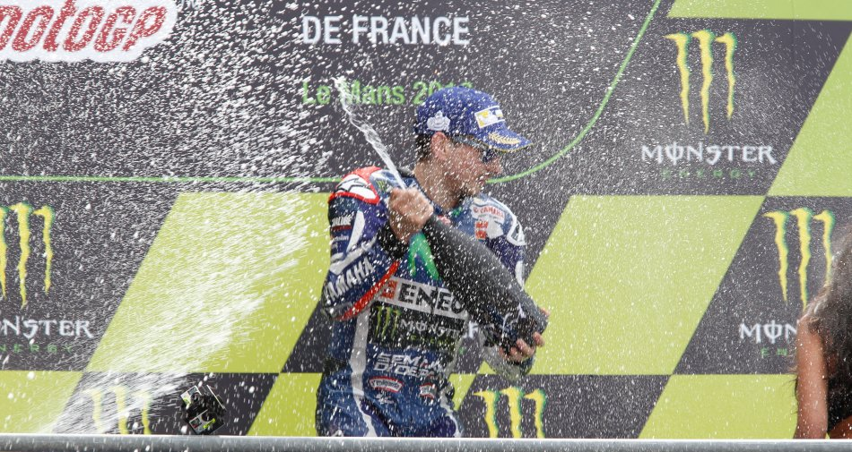 MotoGP Francia, 3 milioni e 500 mila spettatori per diretta su Sky Sport HD e Tv8