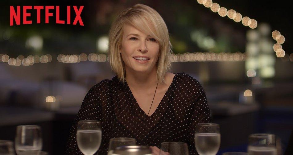 Chelsea Handler ritorna su Netflix…con un talk show tutto suo!