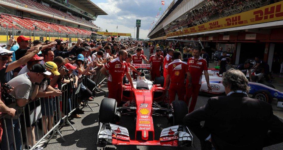 F1 Spagna 2016, Prove Libere - Diretta esclusiva Sky Sport F1 HD