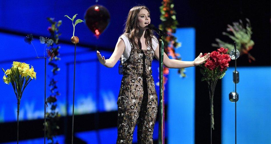 Eurovision Song Contest 2016, Francesca Michielin nella finale in diretta su Rai 1 (anche in HD)