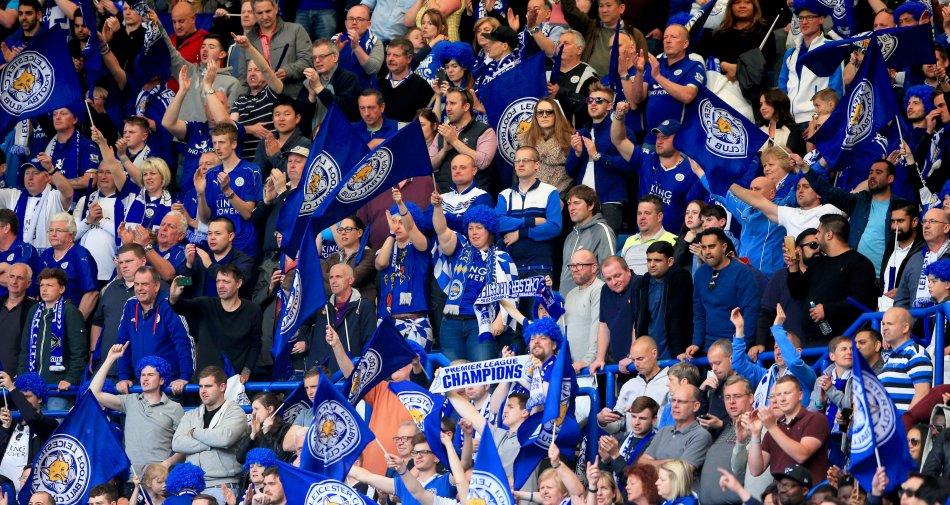 La parata del Leicester con la grande festa in diretta su Fox Sports HD