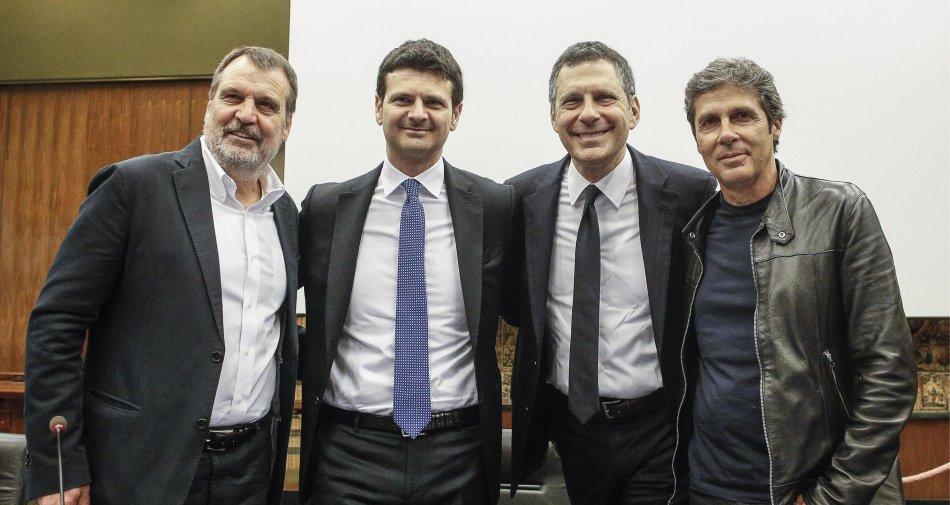 Torna il 18 Maggio a Roma (e su Rai 1) la Partita del Cuore, Cantanti vs Star Cinema