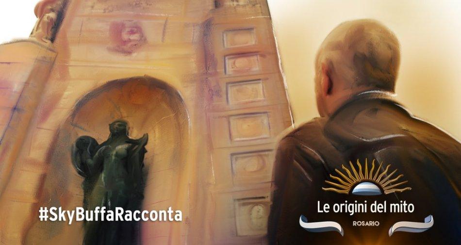 #SkyBuffaRacconta, il viaggio a Rosario di Federico Buffa aspettando la #SkyCopa100