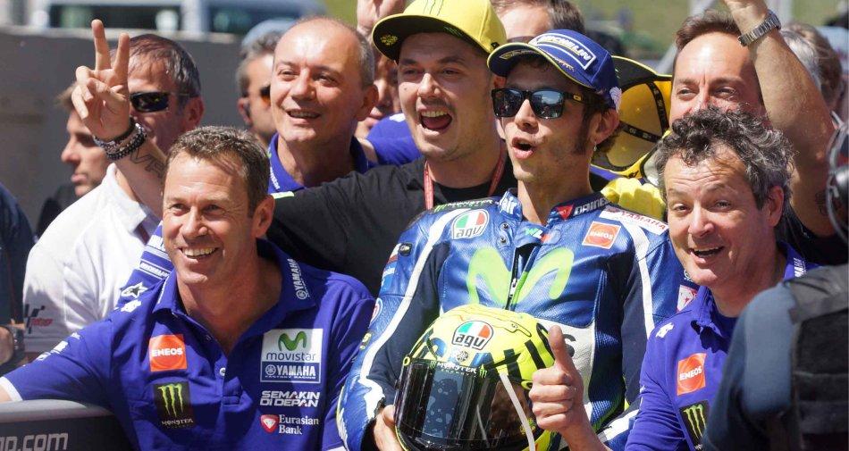 MotoGP Italia 2016, Gara - Diretta Sky Sport 1 HD, Sky Sport MotoGP HD e Tv8