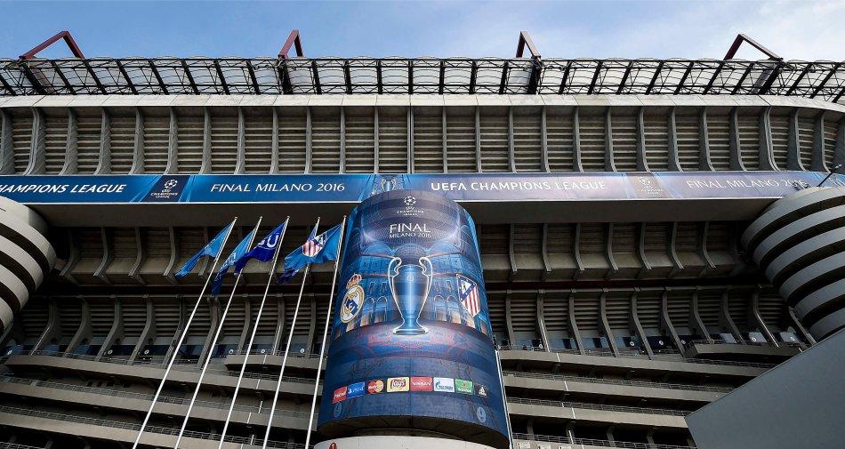 Champions, Real Madrid - Atletico Madrid (diretta Canale 5 / HD, Premium Sport / HD / 4K)