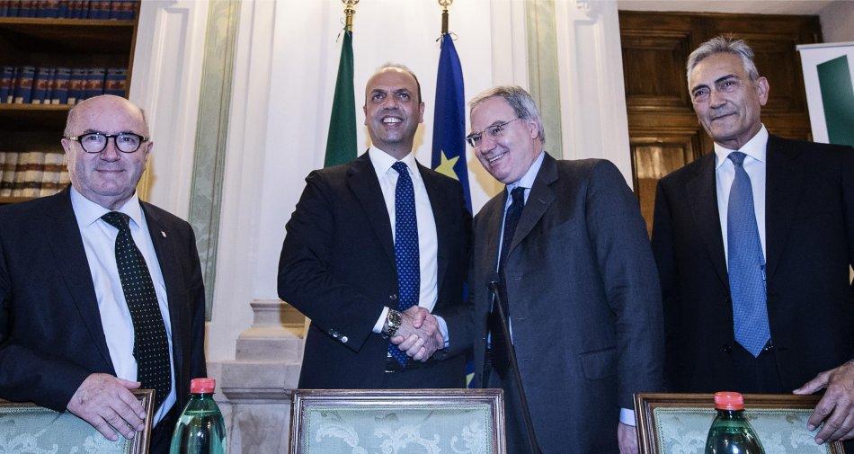 Lega Pro, Gravina: